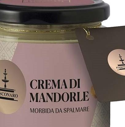 Lovely Almond-Cream-Spread