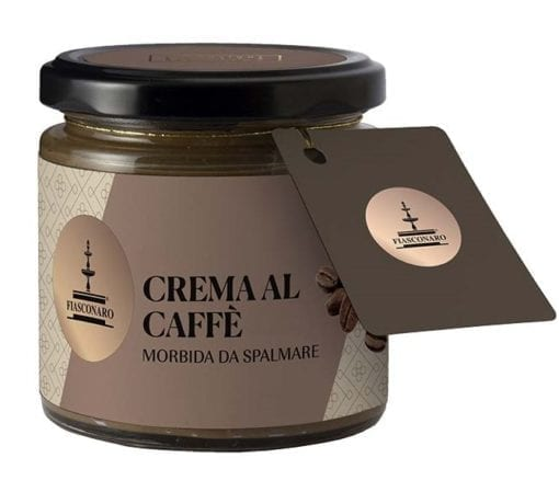 Delicious Coffee-Cream-Spread